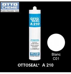 OTTOSEAL A210 mastic acrylique économique C01 blanc