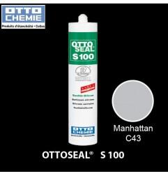 OTTOSEAL S100 C43 mastic silicone premium manhattan