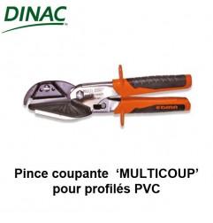 MULTICOUP pince coupante profilés PVC