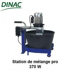 Station de mélange pour ciment-colle 370 W