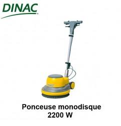 Ponceuse monodisque 2200 W