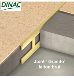 Joint Granito laiton brut 5 x 28.5