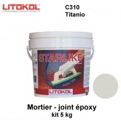 Starlike C310 Titanio 5 kg