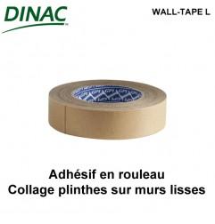 WALL TAPE L Adhésif en rouleau surfaces lisses Largeur 35 mm