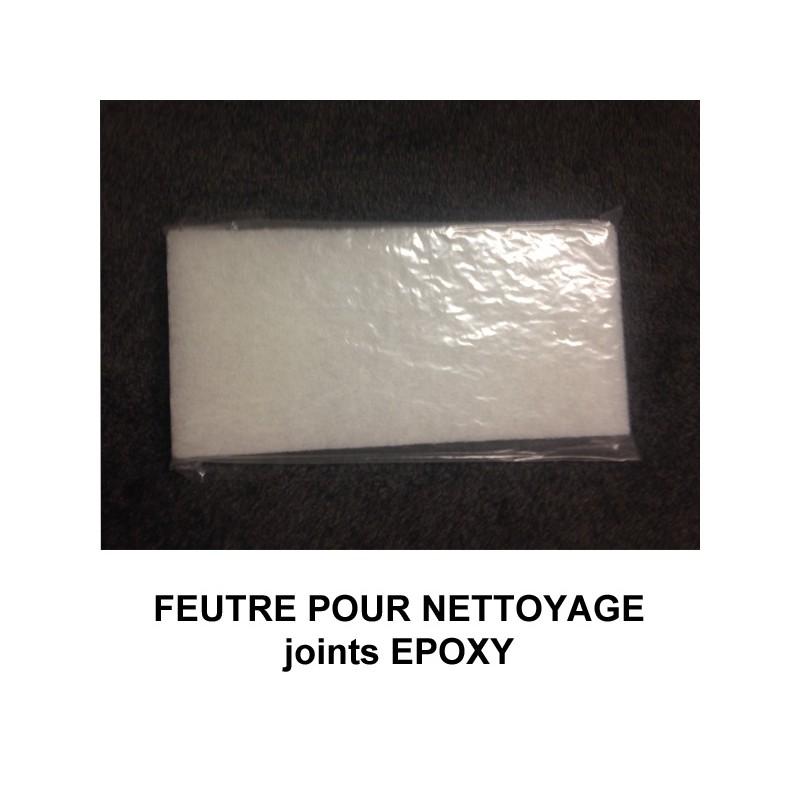 Feutre De Nettoyage Joints Epoxy Accessoires Carrelage