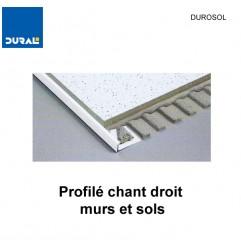 DUROSOL aluminium naturel 20 mm