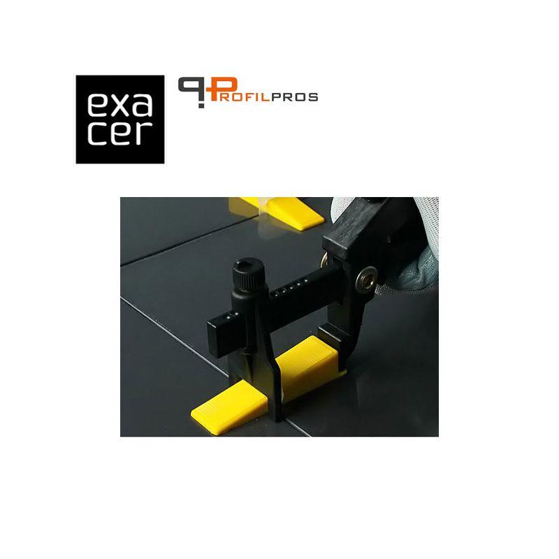 Base standard croisillon nivelant largeur 1 mm - Accessoires-carrelage