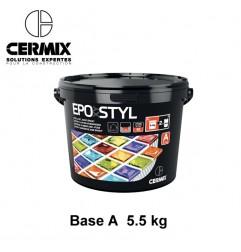 Epo Styl époxy bi-composant Base A 5.5 kg
