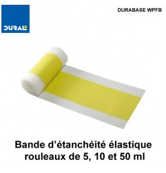 Durabase WP Bande d'étanchéité élastique Rouleau 5 ml