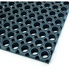 Caillebotis caoutchouc confort 23 mm 150x100 cm