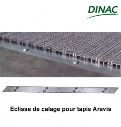 Eclisse de calage pour tapis Aravis CA