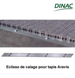 Eclisse de calage pour tapis Aravis JF