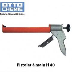Pistolet à main H 40