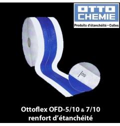 Ottoflex OFD-7/10 renfort d'étanchéité largeur 12 cm rouleau 10 ml