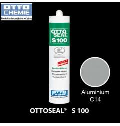 OTTOSEAL S100 C14 mastic silicone premium aluminium