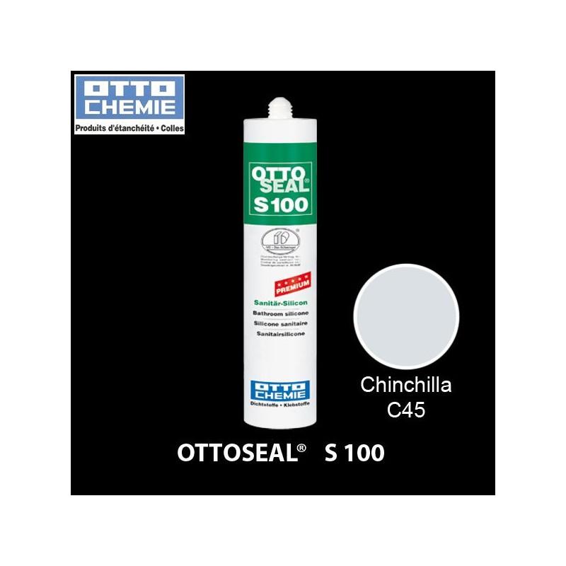 OTTOSEAL S100 C45 mastic silicone premium chinchilla