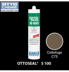 OTTOSEAL S100 C75 mastic silicone premium cottofuge